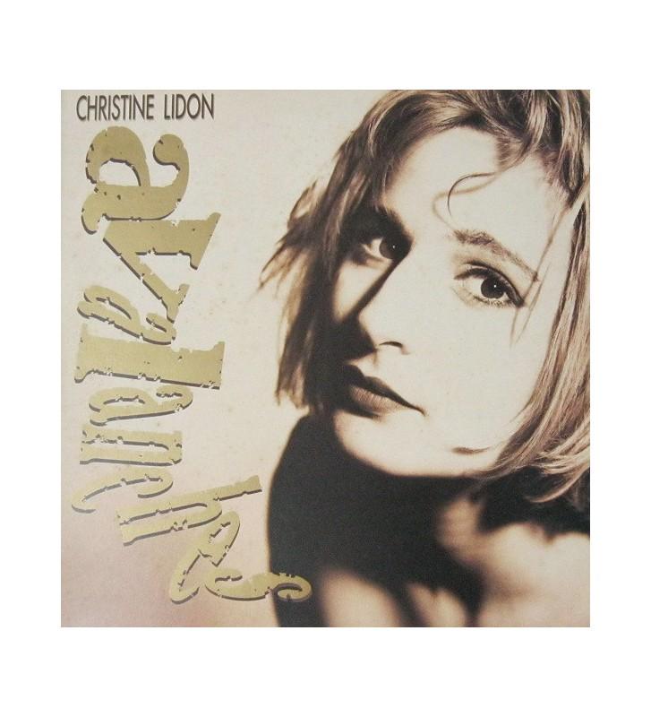 Christine Lidon - Avalanches (LP, Album) mesvinyles.fr