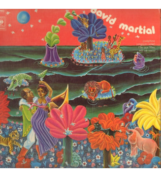 David Martial - Joséphine (LP) mesvinyles.fr