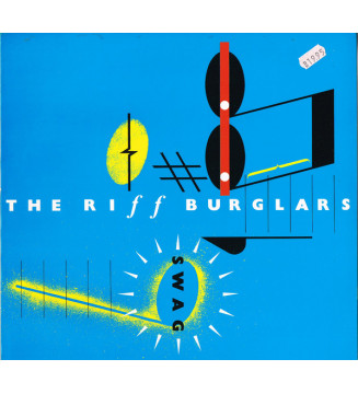 The Riffburglars - Swag (LP, Album) mesvinyles.fr