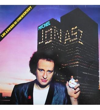 Michel Jonasz - Les Années 80 Commencent (LP)