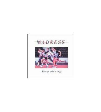 Madness - Keep Moving (LP, Album)