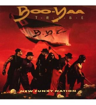 Boo-Yaa T.R.I.B.E. - New Funky Nation (LP, Album) mesvinyles.fr