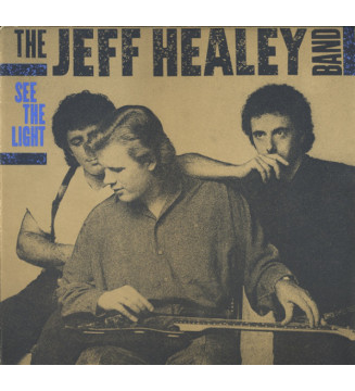The Jeff Healey Band - See The Light (LP, Album)