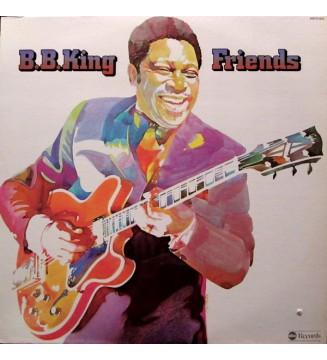 B.B. King - Friends (LP, Album)
