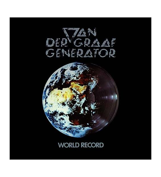 Van Der Graaf Generator - World Record - Vinyle mesvinyles.fr