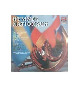Musique Des Gardiens De La Paix - Hymnes Nationaux (LP) mesvinyles.fr