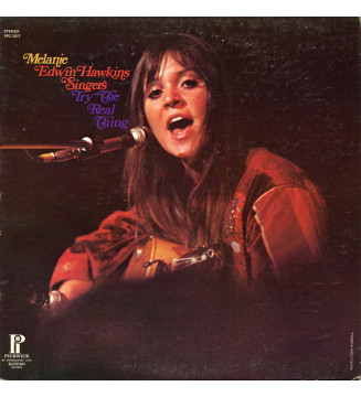 Melanie (2), Edwin Hawkins Singers - Try The Real Thing (LP, Comp) mesvinyles.fr