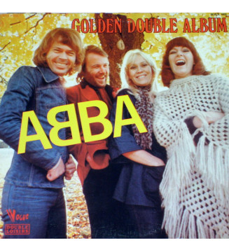 ABBA - Golden Double Album (2xLP, Comp, Gat)