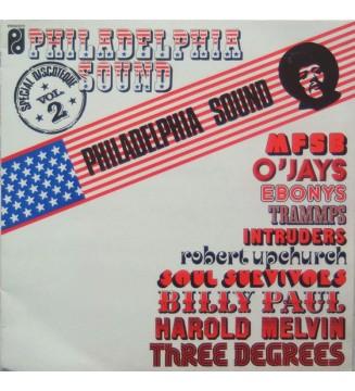 Various - Philadelphia Sound Special Discotheques Volume 2 (LP, Comp, RE) mesvinyles.fr