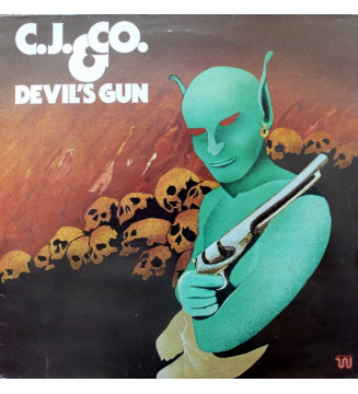 C.J. & Co - Devil's Gun (LP, Album) mesvinyles.fr