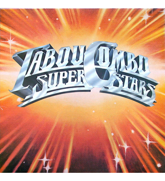 Tabou Combo - Tabou Combo Super Stars (LP, Album) mesvinyles.fr