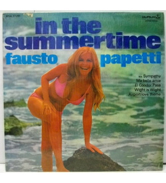 Fausto Papetti - In The Summertime (LP, Album) mesvinyles.fr