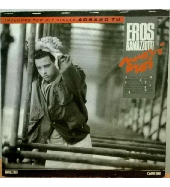 Eros Ramazzotti - Nuovi Eroi (LP, Album)