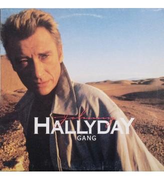 Johnny Hallyday - Gang (LP, Album)