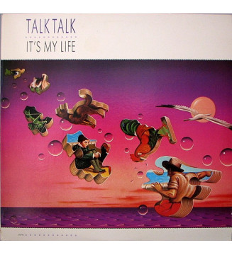 Talk Talk - It's My Life (LP, Album)