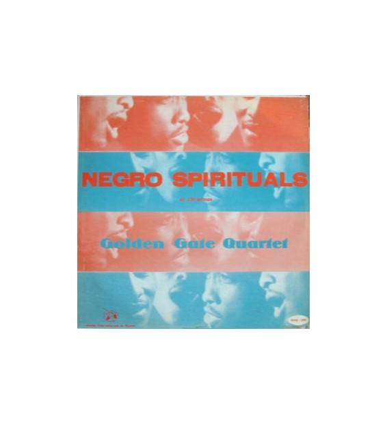 The Golden Gate Quartet - Negro Spirituals (LP, Mono) mesvinyles.fr