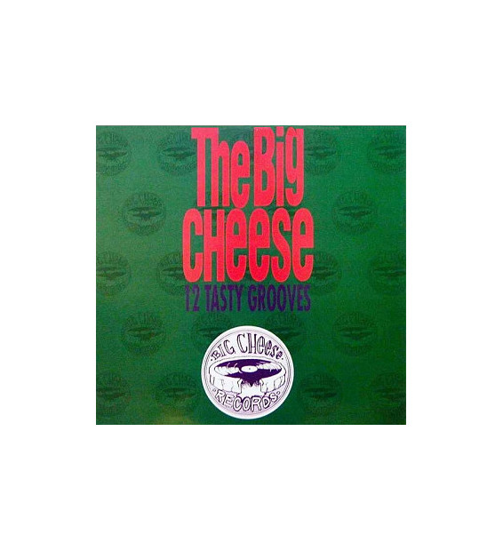 Various - The Big Cheese (12 Tasty Grooves) (LP, Comp, RM)