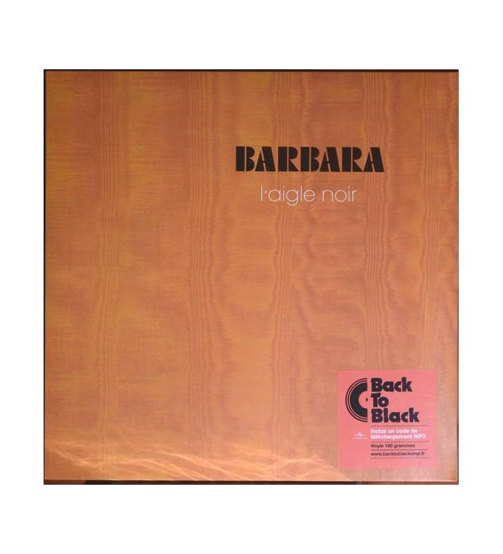 Barbara (5) - L'Aigle Noir (LP, Album, 180) mesvinyles.fr