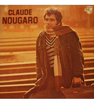 Claude Nougaro - Locomotive D'Or (LP, RP, Gat) mesvinyles.fr