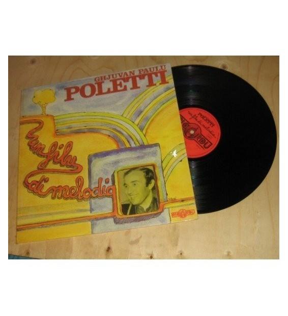 Ghjuvan Paulu Poletti - Un Filu Di Melodia (LP, Gat) mesvinyles.fr