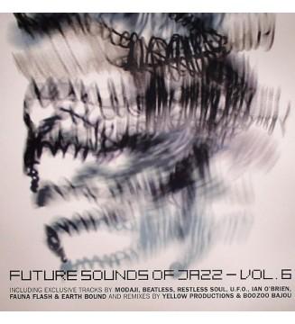 Various - Future Sounds Of Jazz - Vol. 6 (3xLP, Comp) mesvinyles.fr