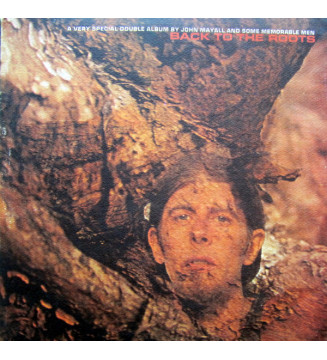 John Mayall - Back To The Roots (2xLP, Gat)