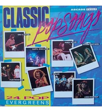 Various - Classic Pop Songs (2xLP, Comp, Gat) mesvinyles.fr