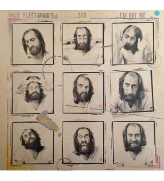 Mick Fleetwood's Zoo - I'm Not Me (LP, Album) mesvinyles.fr