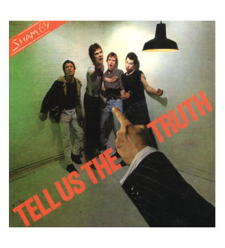 Sham 69 - Tell Us The Truth (LP, Album) mesvinyles.fr