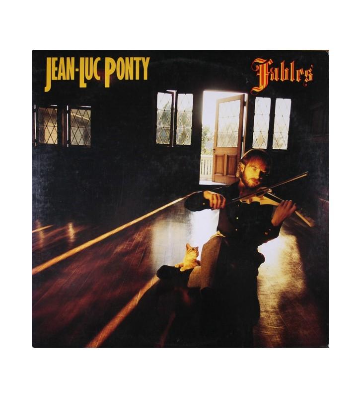Jean-Luc Ponty - Fables (LP, Album) mesvinyles.fr