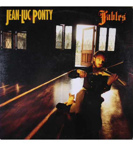 Jean-Luc Ponty - Fables (LP, Album)