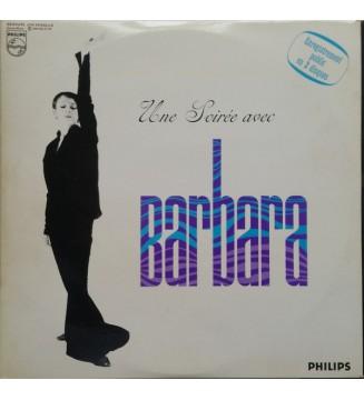 Barbara (5) - Une Soirée Avec Barbara (2xLP, Gat)