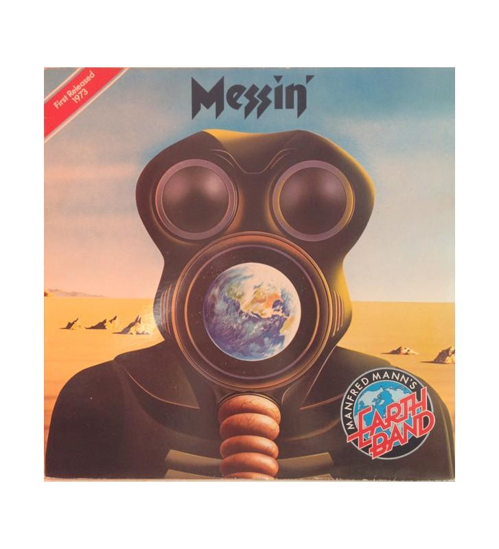 Manfred Mann's Earth Band - Messin' (LP, Album, RE) mesvinyles.fr