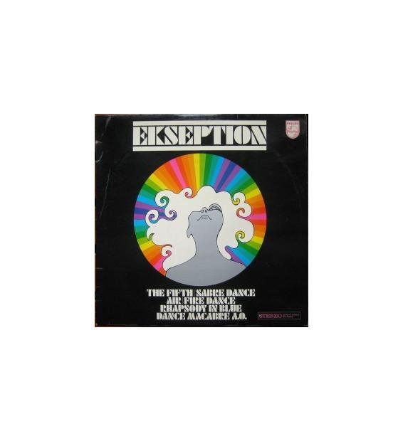 Ekseption - Classic In Pop (LP, Album, RE)