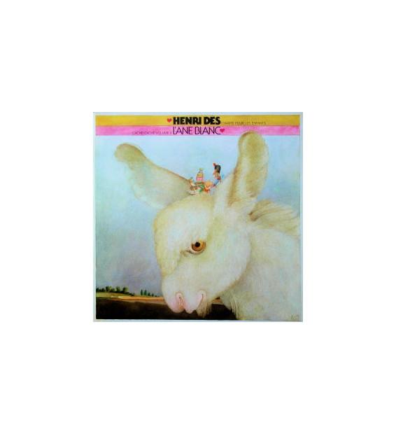 Henri Dès - Cache-Cache Volume 4 - L'Ane Blanc (LP, Album) mesvinyles.fr