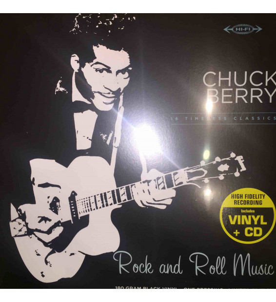 Chuck Berry - Rock n roll music Vinyle + CD
