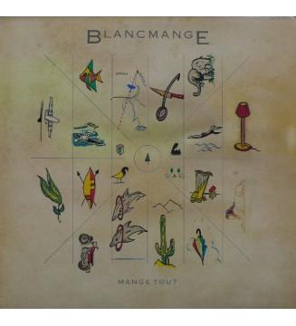 Blancmange - Mange Tout (LP, Album)