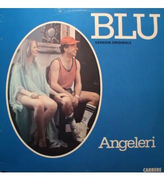 Angeleri* - Blu (LP, Album) mesvinyles.fr
