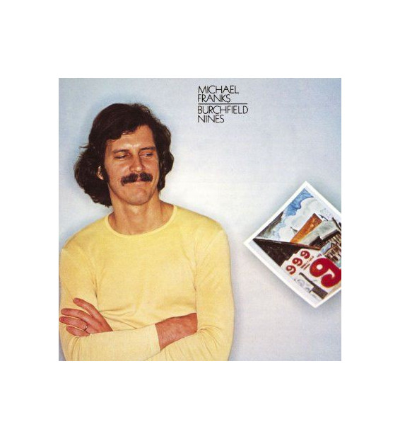 Michael Franks - Burchfield Nines (LP, Album)