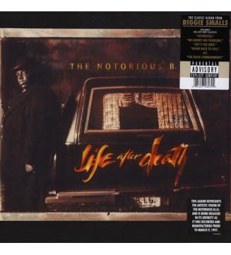 The Notorious B.I.G.* - Life After Death (3xLP, Album, RE) mesvinyles.fr