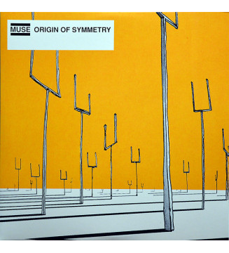 Muse - Origin Of Symmetry (2xLP, Album, RE, RP) mesvinyles.fr