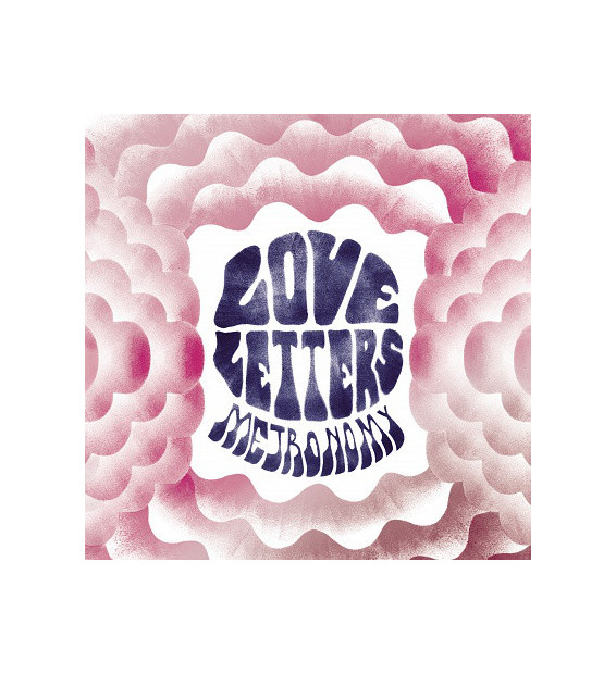 Metronomy - Love Letters (LP + CD, Album)