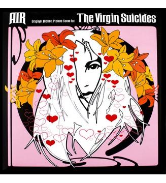 AIR - The Virgin Suicides (LP, Album, RE, 180)