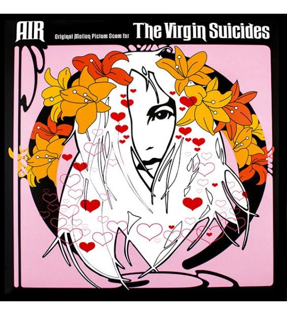 AIR - The Virgin Suicides (LP, Album, RE, 180) mesvinyles.fr