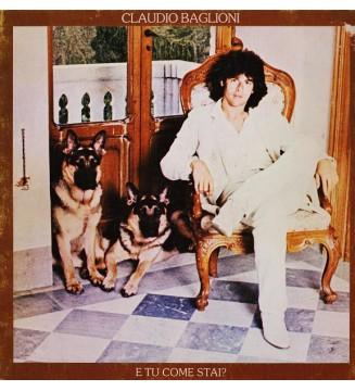 Claudio Baglioni - E Tu Come Stai? (LP, Album, Gat) mesvinyles.fr