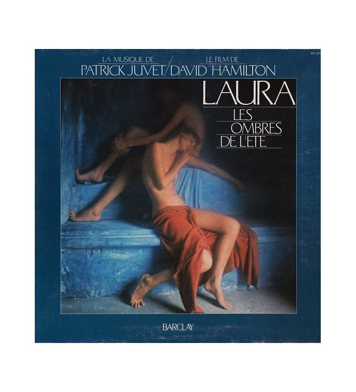 """Patrick Juvet - B.O. """"Laura, Les Ombres De L'Été"""" (LP, Album, Gat) mesvinyles.fr"""