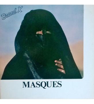 Brand X (3) - Masques (LP, Album) mesvinyles.fr