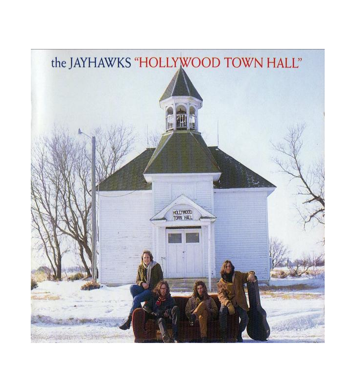 JAYHAWKS - hollywood town hall mesvinyles.fr
