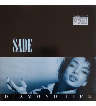 Sade - Diamond Life (LP, Album, RP, Gre)