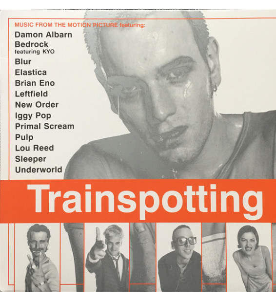 Various - Trainspotting (Music From The Motion Picture) (2xLP, Comp, RE, S/Edition, 180)